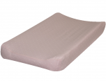 Pink & Cream Dots Changing Pad Cover