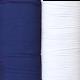 Navy Blue & White Sample