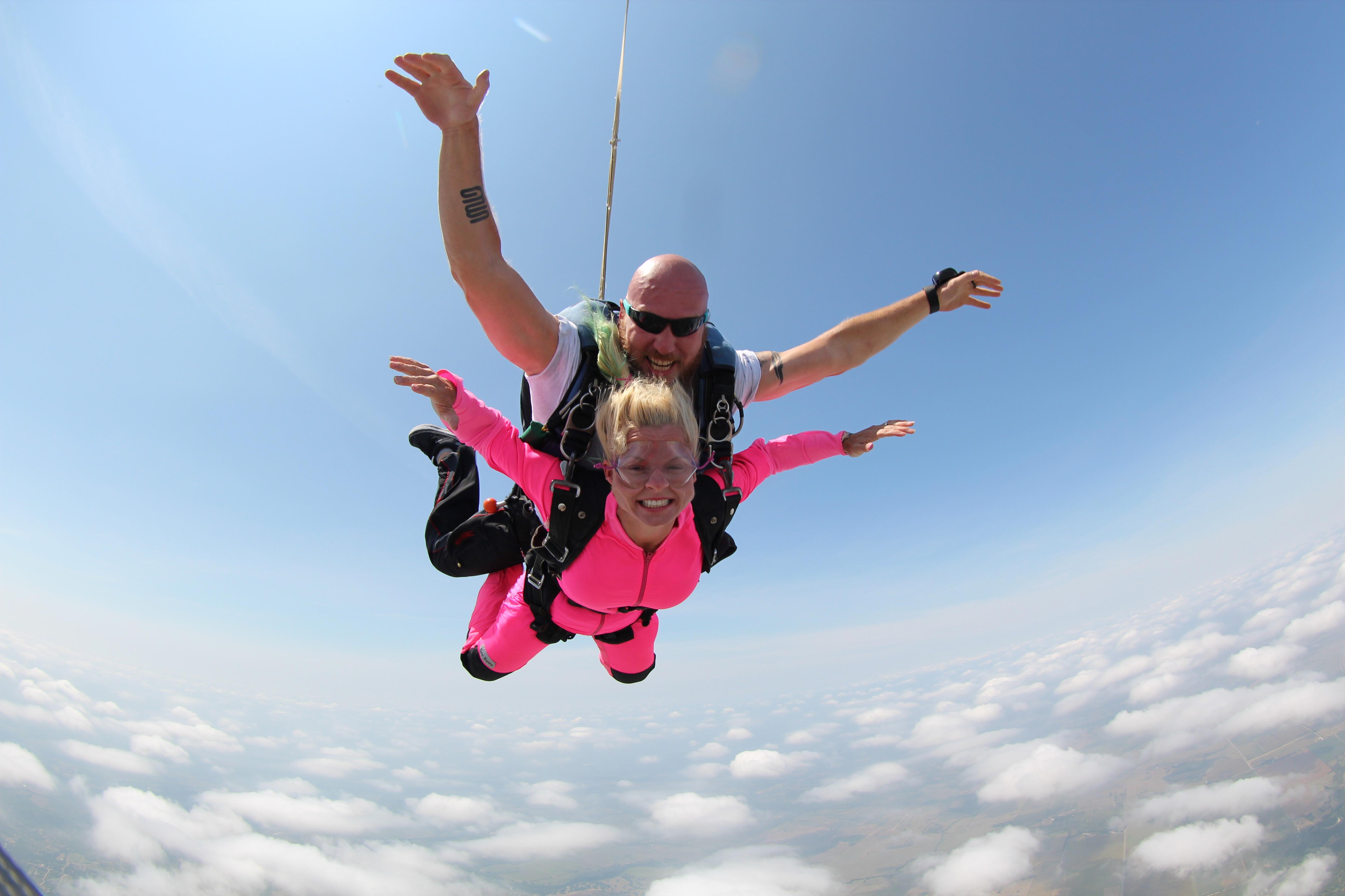 No Limits But The Sky!