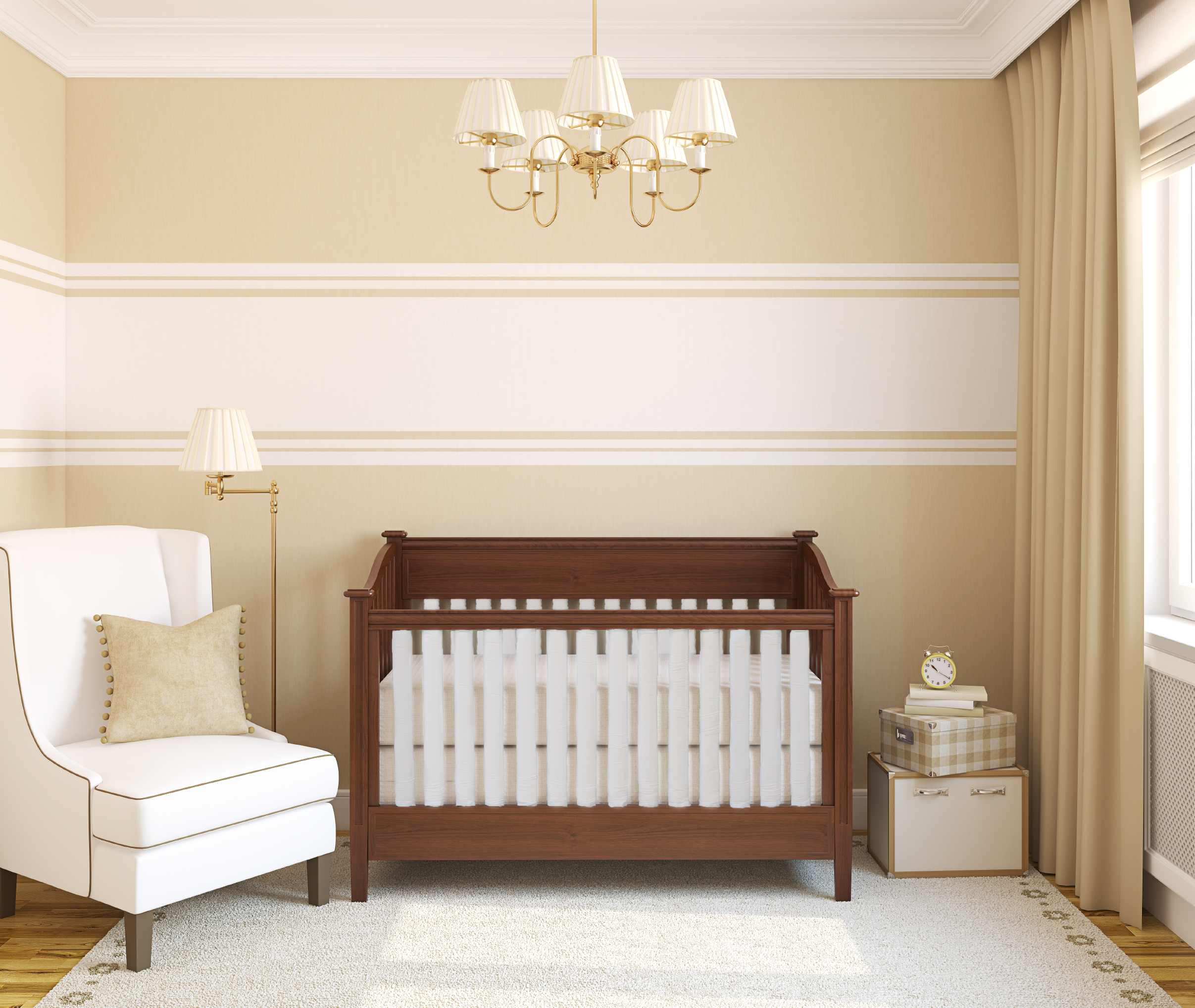 Congressional Push For Federal Ban on Crib Bumpers - Doctor Approved Wonder Bumpers Prove Safe Option