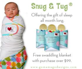 Free Snug & Tug All May Long