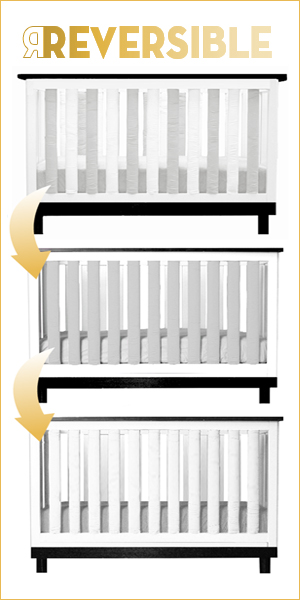 Reversible Vertical Crib Liners